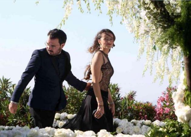 Ανδρέας Παπαμιμίκος - Σόνια Σαββίδη: Σήμερα ο γάμος τους στον Όλυμπο!