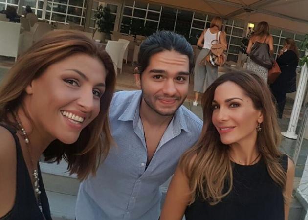 Δέσποινα Βανδή - Έλενα Παπαρίζου: Βόλτες στην Κύπρο πριν τη μεγάλη συναυλία τους!