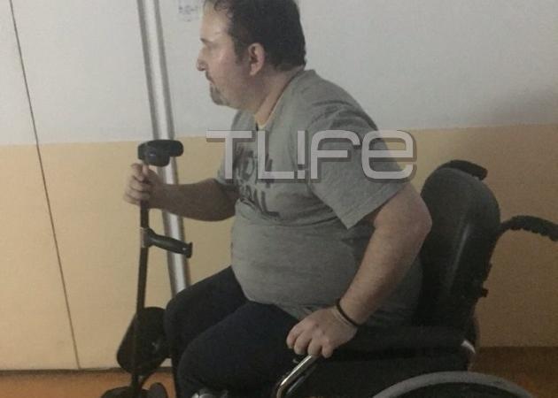Νέο ατύχημα για τον Γιάννη Παπαμιχαήλ - Γιατί βρέθηκε ξανά στο νοσκομείο