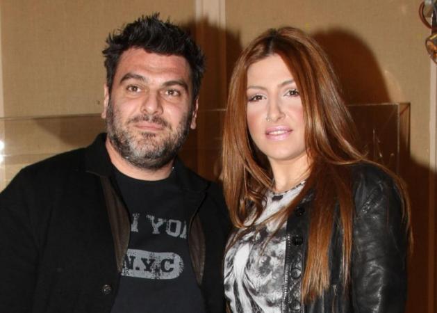 """Έλενα Παπαρίζου - Τόνυ Μαυρίδης: """"Πόλεμος"""" για τη μεζονέτα στη Γλυφάδα!"""