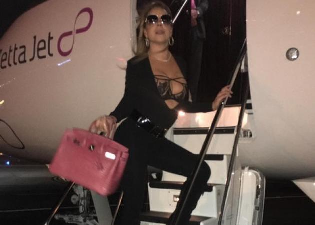 Oι ζημιές της Mariah Carey στη Μύκονο - Λογαριασμός 10.000 ευρώ στο Nammos και σαμπάνιες να ρέουν!