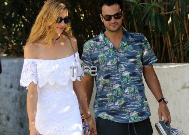 Ana Beatriz Barros - Κarim El Chiaty: Το διάσημο μοντέλο και ο Ελληνοαιγύπτιος μεγιστάνας επέστρεψαν στην Ελλάδα!