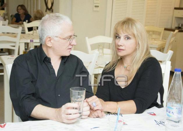 Άννα Ανδριανού: Ρομαντικό γεύμα με τον άντρα της ζωής της! 20 χρόνια μαζί κι ερωτευμένοι!