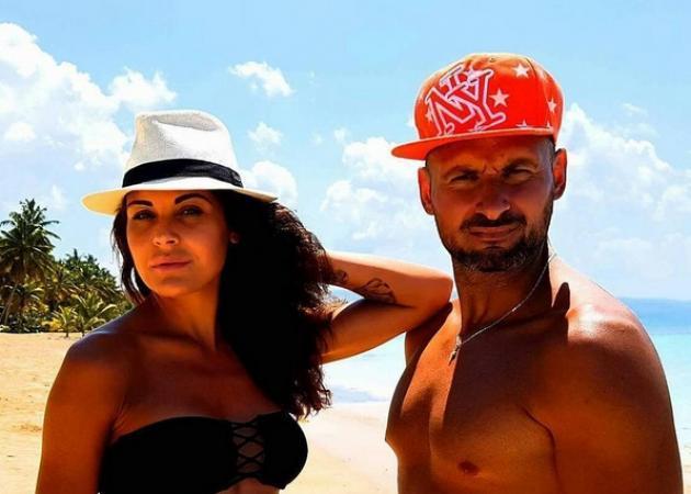 Ειρήνη Κολιδά: Με τον Πάνο Αργιανίδη στις παραλίες του Άγιου Δομίνικου! [pics]
