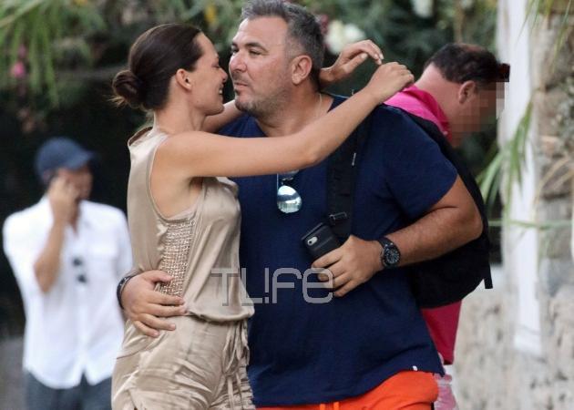 Αντώνης Ρέμος - Υβόννη Μπόσνιακ: Επτά χρόνια μαζί κι ερωτευμένοι! [pics]