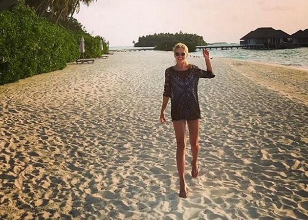 Ευαγγελία Αραβανή: Διακοπές στα ελληνικά νησιά για την πανέμορφη παρουσιάστρια