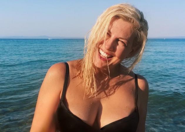 Ράνια Θρασκιά: Το πρώτο σκληρό καλοκαίρι μετά το διαζύγιό της! [pics]