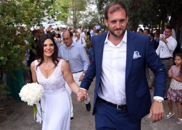 Μαρίνα Ασλάνογλου - Δημοσθένης Πέππας: Περιμένουν το πρώτο τους παιδί!