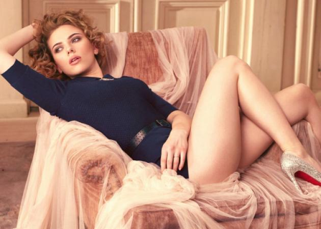 Scarlett Johansson: Νέο έρωτας μετά το διαζύγιό της!