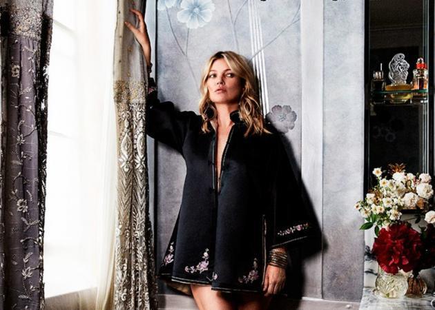 Kate Moss: Αυτό είναι το νέο της πάθος!
