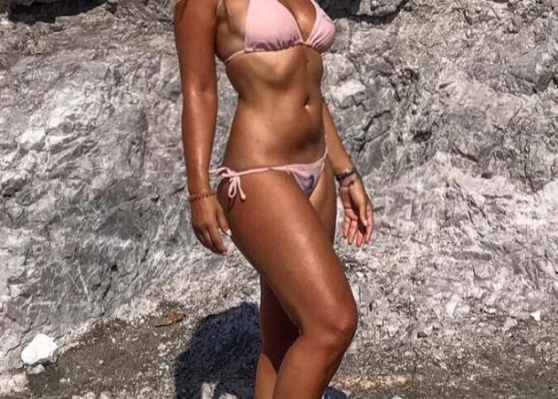 Το απίστευτο κορμί ανήκει σε Ελληνίδα ηθοποιό που αποχαιρετά το καλοκαίρι! [pics]