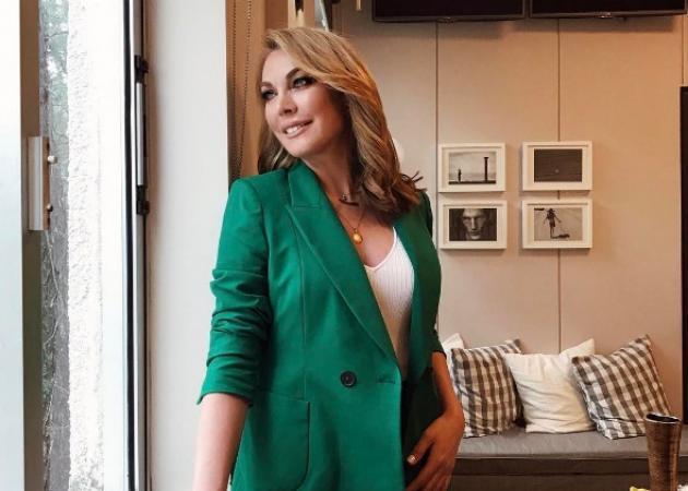 Τατιάνα Στεφανίδου: Στα γυρίσματα για το τρέιλερ του Τatiana Live! [pics,video]