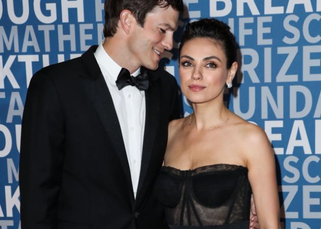 Ashton Kutcher - Mila Kunis: Έκαναν την πρώτη τους εμφάνιση στο κόκκινο χαλί!
