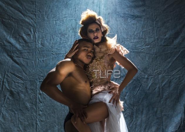 Κάτια Νικολαΐδου: Όπως δεν την έχεις ξαναδεί, φορώντας δημιουργίες των Celebrity Skin! [pics,vid]