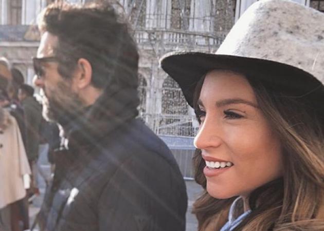 Αθηνά Οικονομάκου - Φίλιππος Μιχόπουλος: Ρομαντική απόδραση στη Βενετία λίγο μετά το γάμο τους [pics]