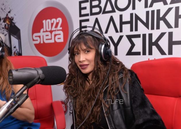 Πάολα: Οι ευχές της για τις γιορτές και η Εβδομάδα Ελληνικής Μουσικής! [pics,vid]