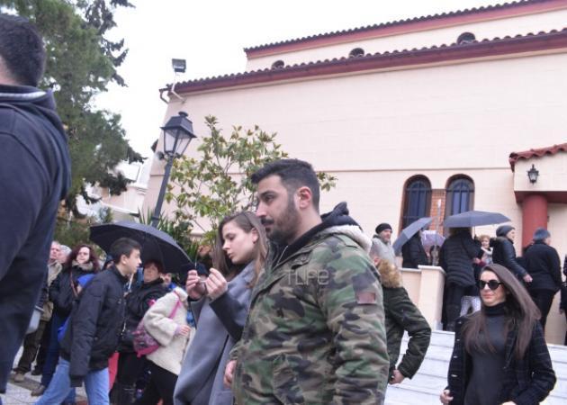 Παντελής Παντελίδης: Μνημόσυνο για τον ένα χρόνο από τον θάνατό του [pics]