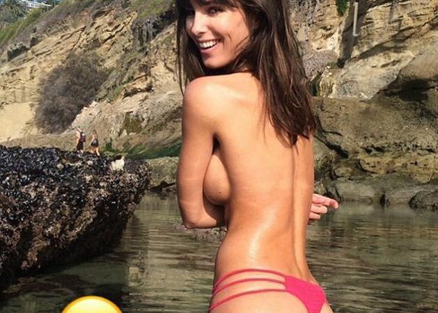 To 25χρονο μοντέλο και σύντροφος διάσημου αθλητή, του έκλεψε τη δόξα ποζάροντας γυμνή στο Instagram! [pics]