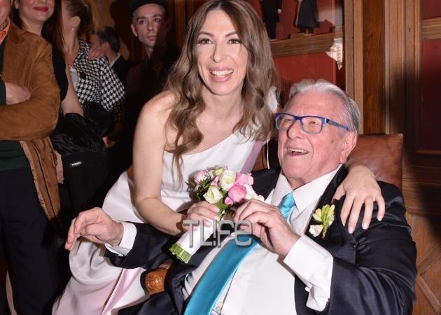 fd2ce5e94524 Οι χλιδάτοι γάμοι των Ελλήνων διάσημων που έγιναν μέσα στο 2016 ...