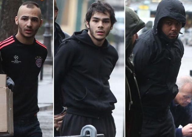 Στη δημοσιότητα οι φωτογραφίες των ληστών που έκλεψαν την Κim Kardashian στο Παρίσι!