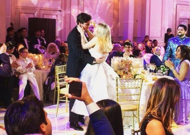 Χλιδάτος γάμος για την εγγονή Ρώσου μεγιστάνα! 3,5 εκατ. λίρες αμοιβή σε Mariah Carey και Elton John!