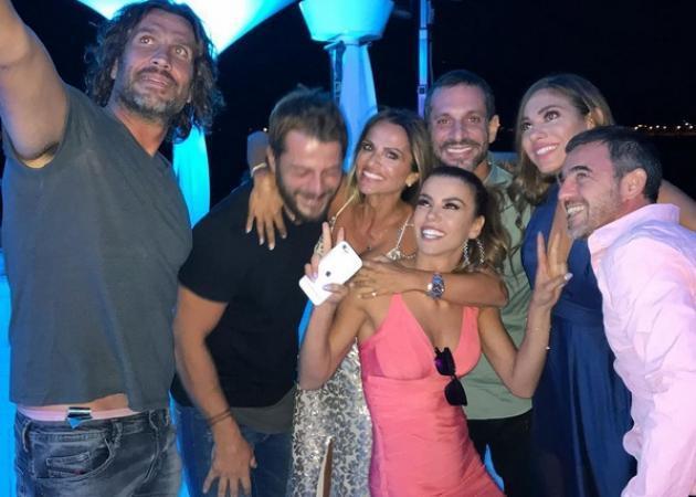 Survivor: Μεγάλο πάρτυ για Ντάνο και  Μάριο στο Λαγονήσι! [pics,vids]