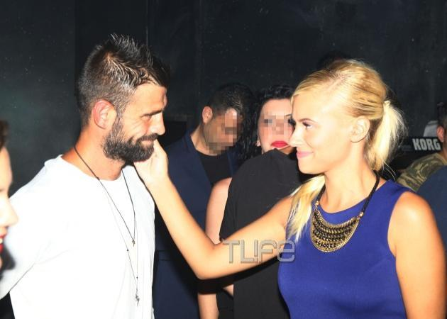 Λάουρα Νάργες: Οι τρυφερές στιγμές με τον Μιχάλη Μουρούτσο στο πάρτι του Survivor! [pics]