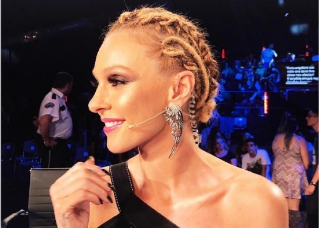 Τάμτα: Με ποια πασίγνωστη Αμερικανίδα τραγουδίστρια ποζάρει; [pic]
