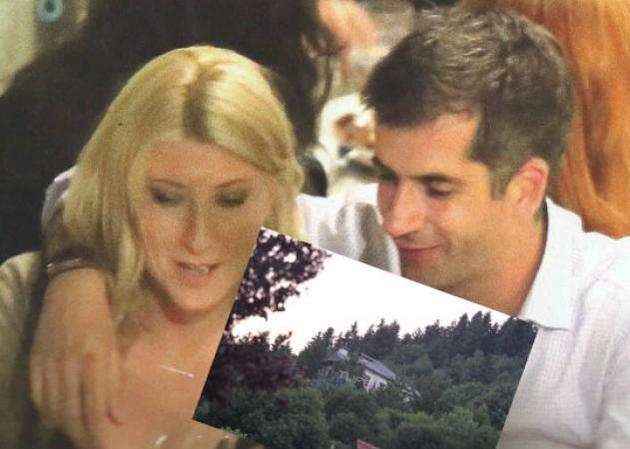 Κώστας Μπακογιάννης - Σία Κοσιώνη: Σήμερα ο γάμος στο Καρπενήσι - Το πετρόχτιστο σπίτι που θα πραγματοποιηθεί το μυστήριο [pics]
