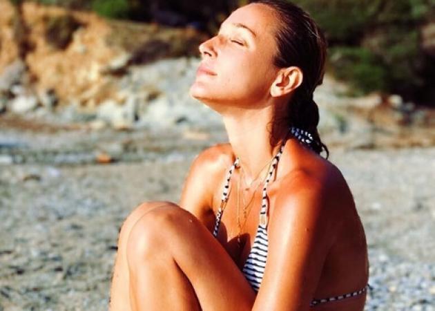 Σάκης Ρουβάς - Κάτια Ζυγούλη: Οικογενειακές διακοπές στην όμορφη Σκιάθο!