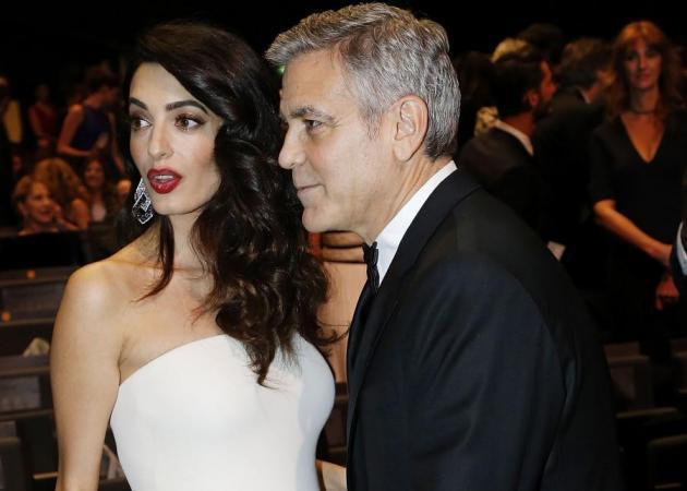 George Clooney: Έξαλλος με τις φωτογραφίες των διδύμων - Θα πέσουν μηνύσεις [pic]
