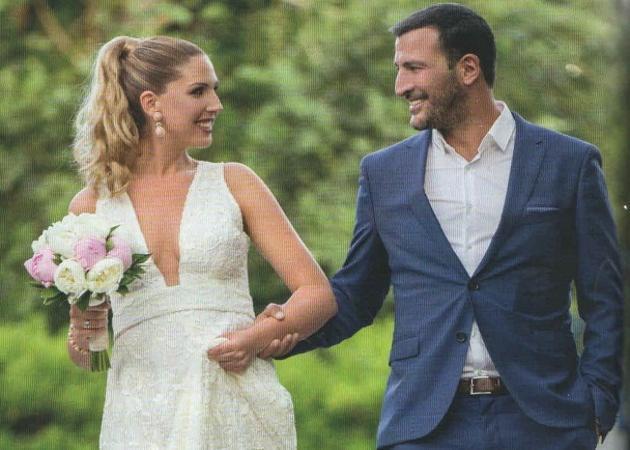 Μάνος Πανταζής: Ο... αιώνιος εργένης παντρεύτηκε την κατά 11 χρόνια μικρότερη αγαπημένη του! [pics]