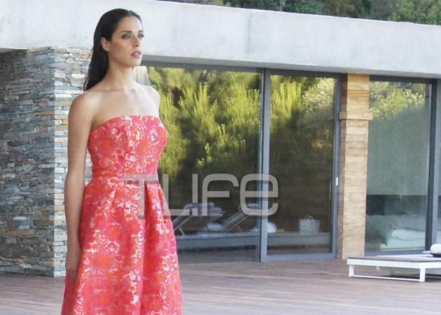 Ευαγγελία Συριοπούλου: Μοντέλο στη Σκιάθο η πρωταγωνίστρια του Ελα στη θέση μου! Αποκλειστικές φωτογραφίες