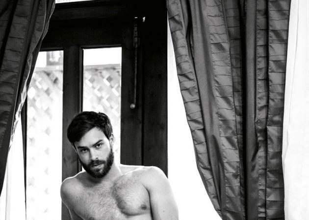 Στέφανος Μιχαήλ: Ο γόης του Μπρούσκο στην πιο σέξι φωτογράφησή του!