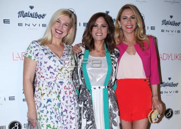 Μαίρη Συνατσάκη: Το νέο επαγγελματικό βήμα και η στήριξη από τους διάσημους φίλους της! [pics]
