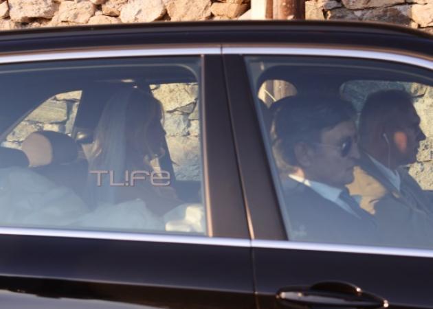 Δούκισσα Νομικού - Δημήτρης Θεοδωρίδης: Οι πρώτες φωτογραφίες του γάμου τους στην Μύκονο! [pics]