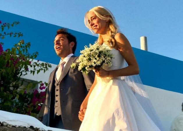 Δούκισσα Νομικού: Δες την πιο όμορφη στιγμή του γάμου της! Η φωτογραφία που δημοσίευσε στο instagram!