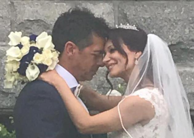 Μάρω Λύτρα: Ο γάμος της με τον Τεό Παππάς στον Καναδά και το γαμήλιο πάρτυ! [pics]