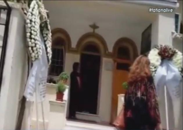 Το τελευταίο αντίο στην Καίτη Παπανίκα [vid]