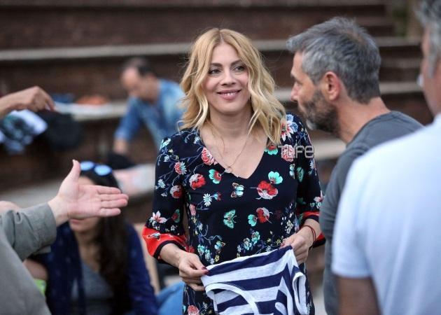 Σμαράγδα Καρύδη - Θοδωρής Αθερίδης: Αυτό το καλοκαίρι θα είναι διαφορετικό! [pics]