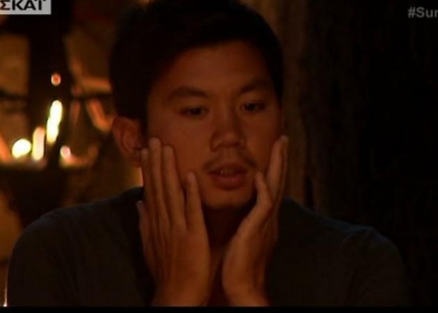 Survivor: Χαμός στο twitter με την αποχώρηση του Τσανγκ!