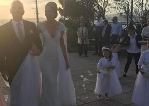Ισμήνη Νταφοπούλου: Η πρώην Star Hellas παντρεύτηκε τον εφοπλιστή Διαμαντή Αγγελάκη