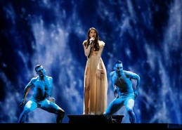 Eurovision 2017: Η τελευταία πρόβα της Demy πριν τον ημιτελικό! Βίντεο