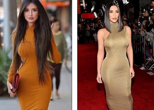 24χρονο μοντέλο,ξόδεψε 180 χιλιάδες δολάρια για να... αποκτήσει τα οπίσθια της Kardashian! [pics]