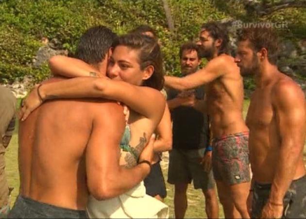 Survivor: Παρελθόν η Τουρκάλα για τον Βασάλο! Η αγκαλιά και τα υπονοούμενα με την Ευριδίκη Βαλαβάνη!