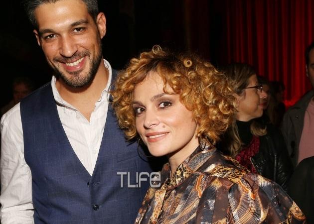 Ελεονώρα Ζουγανέλη: Νέα έξοδος στο θέατρο με τον σύντροφό της! [pics]