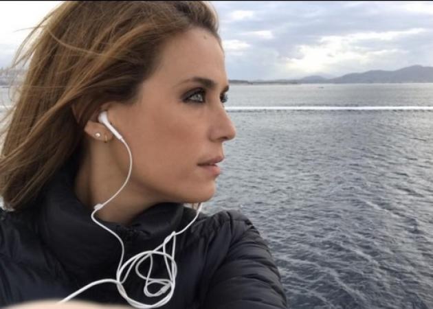 Εύα Αντωνοπούλου: Μας συστήνει τον πατέρα της!