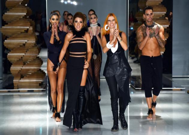 Άντζυ Αδριτσοπούλου: Το λαμπερό fashion show με τα κοσμήματά της στο Ίδρυμα Σταύρος Νιάρχος! [pics]