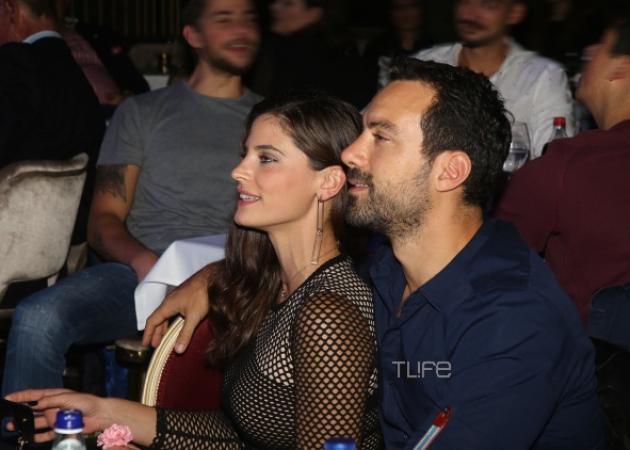 Σάκης Τανιμανίδης – Χριστίνα Μπόμπα: Ο έρωτάς τους είναι εμφανής σε κάθε τους έξοδο! [pics]