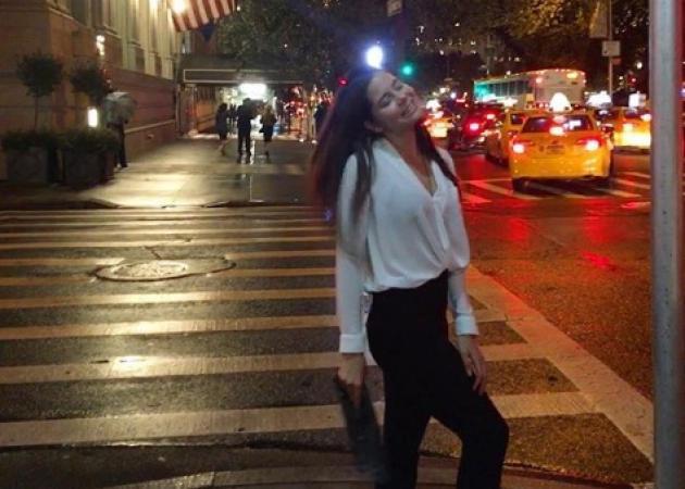 Αλεξάνδρα Κωστοπούλου: Βρήκε την... Μύκονο στη Νέα Υόρκη! [pics]